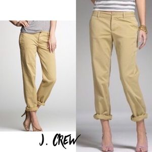J. Crew City Fit weathered twill Chinos 2
